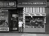 view Barbershop, Washington Heights, New York digital asset number 1