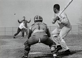 view Baseball Practice, George Washington High School, New York digital asset number 1