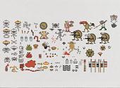 view Index of figural archetypes and recurring pattern ornamentation digital asset number 1