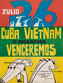 view Julio 26 - Cuba Vietnam y Nosotros Venceremos digital asset number 1