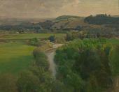 view Cornish Landscape digital asset number 1