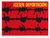 view ¡Cesen Deportación! digital asset number 1