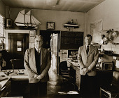 view Charles Hughes, Sr., and Charles Hughes, Jr., owners of Vane Brothers, the only remaining waterfront ship chandlery digital asset number 1