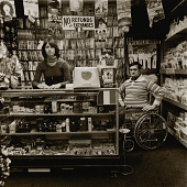 view Rosemary and Paul Marconi in their Italian import shop, Italian Canta, Highlandtown digital asset number 1