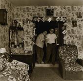 view Barbara and Jim Kaczorowski, home on Bank Street decorated for Christmas digital asset number 1
