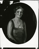 view Mrs. Henry [painting] / (photographed by Peter A. Juley & Son) digital asset number 1