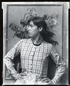 view Lucile Blanch [photograph] / (photographed by Peter A. Juley & Son) digital asset number 1
