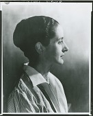 view Isabel Bishop [photograph] / (photographed by Peter A. Juley & Son) digital asset number 1
