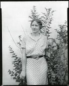 view Gladys Edgerly Bates, 1934 [photograph] / (photographed by Peter A. Juley & Son) digital asset number 1