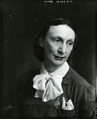 view Florence Julia Bach [photograph] / (photographed by Peter A. Juley & Son) digital asset number 1