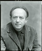 view Rudolf Baranik [photograph] / (photographed by Peter A. Juley & Son) digital asset number 1