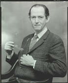 view Roy E. King, [photograph] / (photographed by Peter A. Juley & Son) digital asset number 1