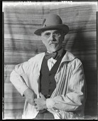 view Joseph Henry Sharp [photograph] / (photographed by Peter A. Juley & Son) digital asset number 1