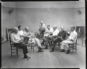 view Members of the Lyme Art Association [photograph] / (photographed by Peter A. Juley & Son) digital asset number 1