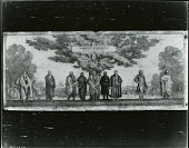 view Fathers of the Republic: the Declaration of Independence [drawing] / (photographed by Peter A. Juley & Son) digital asset number 1