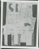 view Easel [drawing] / (photographed by Peter A. Juley & Son) digital asset number 1