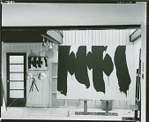 view Robert Motherwell's Studio [photograph] / (photographed by Peter A. Juley & Son) digital asset number 1