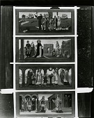 view Altarpiece for St. Martin's Episcopal Church, Providence, Rhode Island (four predellas) [painting] / (photographed by Peter A. Juley & Son) digital asset number 1