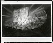 view Thrust Stage; University of Michigan [art work] / (photographed by Peter A. Juley & Son) digital asset number 1