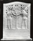 view Model for Westinghouse Memorial [sculpture] / (photographed by Peter A. Juley & Son) digital asset number 1