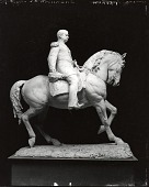 view General Philip H. Sheridan (unfinished model) [sculpture] / (photographed by Peter A. Juley & Son) digital asset number 1