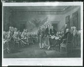 view The Declaration of Independence of the United States of America [graphic arts] / (photographed by Peter A. Juley & Son) digital asset number 1