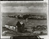 view The Gulls, Monhegan [painting] / (photographed by Peter A. Juley & Son) digital asset number 1