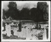 view Luncheon in the Park [painting] / (photographed by Peter A. Juley & Son) digital asset number 1