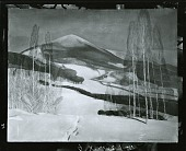 view Mt. Equinox, Vermont [painting] / (photographed by Peter A. Juley & Son) digital asset number 1