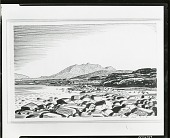 view Site of the Bailey Mission [drawing] / (photographed by Peter A. Juley & Son) digital asset number 1