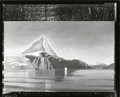 view Winter - Summer, Greenland [painting] / (photographed by Peter A. Juley & Son) digital asset number 1