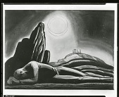 view Twilight of Man [drawing] / (photographed by Peter A. Juley & Son) digital asset number 1