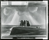 view Shipwreck, Coast of Ireland [painting] / (photographed by Peter A. Juley & Son) digital asset number 1