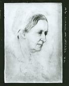 view Cecilia Kent Leavitt [drawing] / (photographed by Peter A. Juley & Son) digital asset number 1