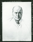 view Henry James [drawing] / (photographed by Peter A. Juley & Son) digital asset number 1