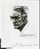 view It's Me, James Montgomery Flagg [drawing] / (photographed by Peter A. Juley & Son) digital asset number 1