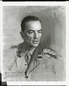 view Greene, General Wallace M. [painting] / (photographed by Peter A. Juley & Son) digital asset number 1