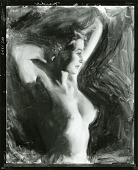view Nude [painting] / (photographed by Peter A. Juley & Son) digital asset number 1