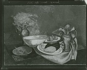 view Still Life with Squash [painting] / (photographed by Peter A. Juley & Son) digital asset number 1