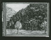 view No Title Given: Landscape [painting] / (photographed by Peter A. Juley & Son) digital asset number 1