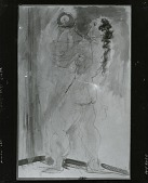 view Standing Nude with Red Globe [drawing] / (photographed by Peter A. Juley & Son) digital asset number 1