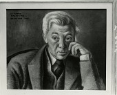 view Abraham Walkowitz [painting] / (photographed by Peter A. Juley & Son) digital asset number 1