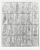 view Martha Graham, Dance Improvisations [drawing] / (photographed by Peter A. Juley & Son) digital asset number 1