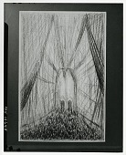 view Improvisation of New York [drawing] / (photographed by Peter A. Juley & Son) digital asset number 1