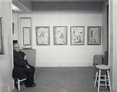 view Abraham Walkowitz [photograph] / (photographed by Peter A. Juley & Son) digital asset number 1