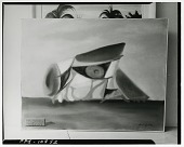 view Walkowitz as Cyclops [painting] / (photographed by Peter A. Juley & Son) digital asset number 1