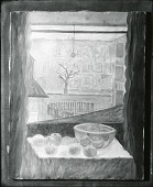 view Window with Still Life [painting] / (photographed by Peter A. Juley & Son) digital asset number 1