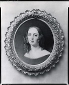 view Mrs. Anne Triplett Haxall [painting] / (photographed by Peter A. Juley & Son) digital asset number 1
