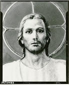 view Head of Christ [painting] / (photographed by Peter A. Juley & Son) digital asset number 1