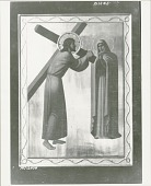 view Stations of the Cross [painting] / (photographed by Walter J. Russell) digital asset number 1